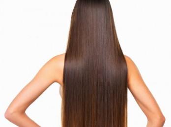 Техника перманентного выпрямления волос