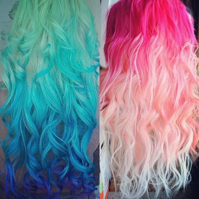 В какой цвет можно покрасить русые волосы тоником
