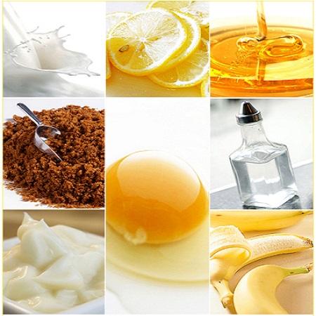 Ингредиенты для масок