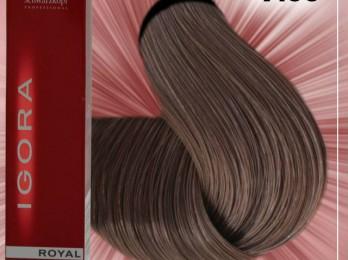 Тона палитры краски для волос Игора