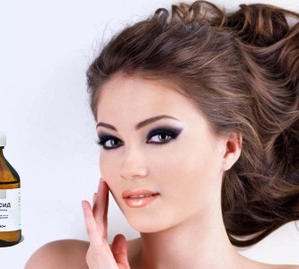 Фармакологический препарат Димексид для роста волос