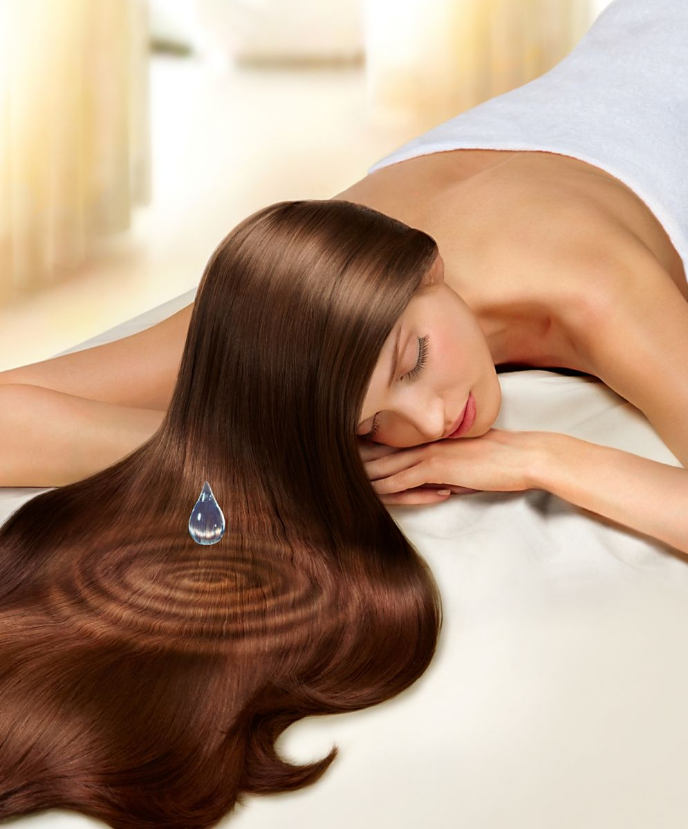Средство для увлажнения кончиков волос в домашних условиях