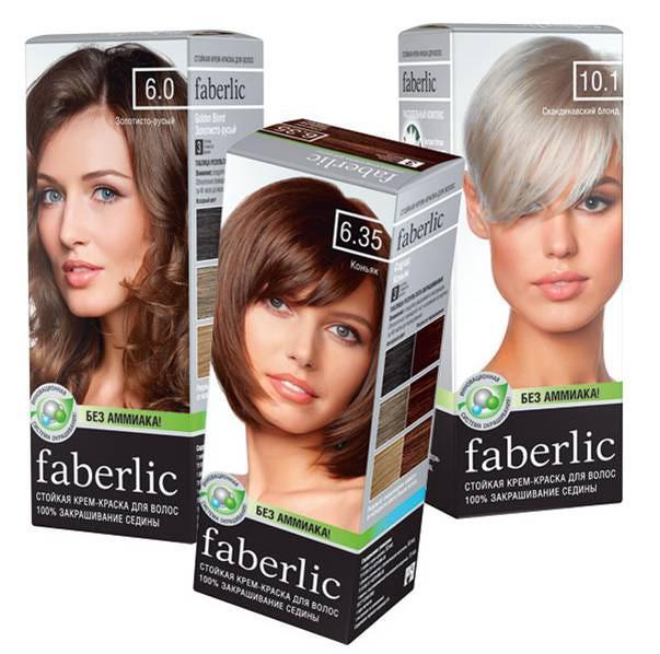 Краска для волос краса фаберлик цена