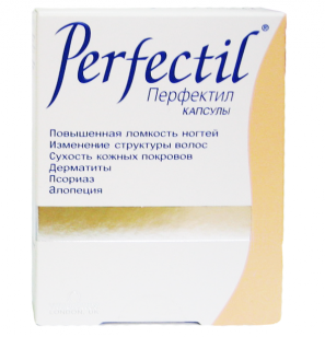 Для волос перфектил