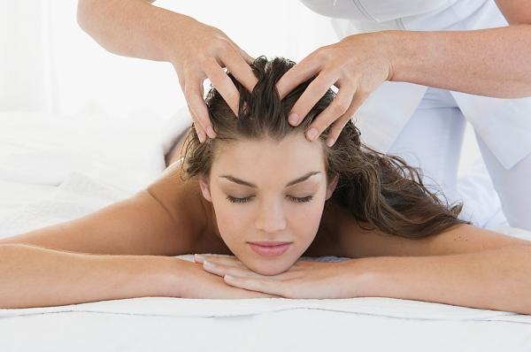 Процедура массажа