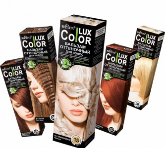 Белорусский бальзам для волос Белита