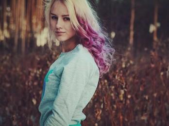 Легкий способ изменения имиджа и внешности с временной краской для волос