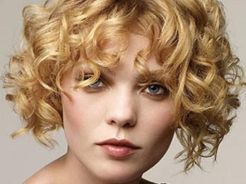 Разные способы накручивания коротких волос