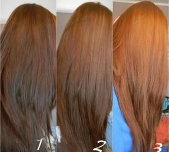 Рецепты для смывки краски с волос в домашних условиях