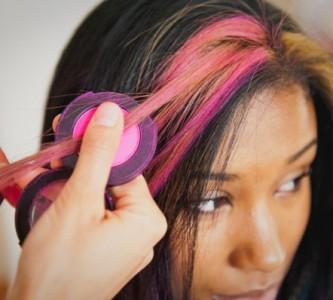 Секреты использования мелка для волос