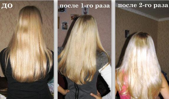 Как лечить волосы после неудачного окрашивания