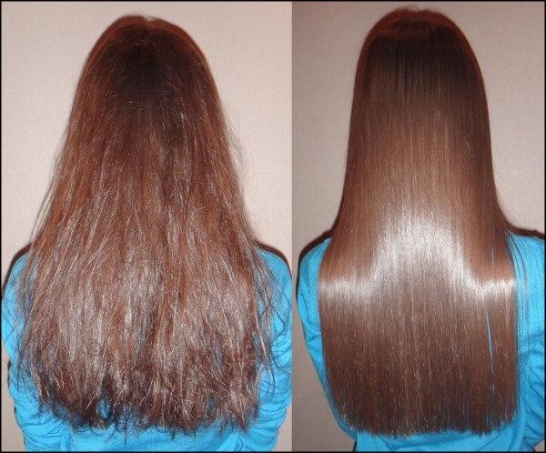 При кератиновом выпрямлении можно ли красить волосы