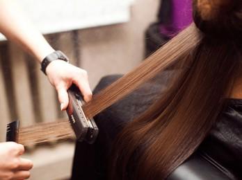 Процедура бразильского выпрямления волос в домашних условиях
