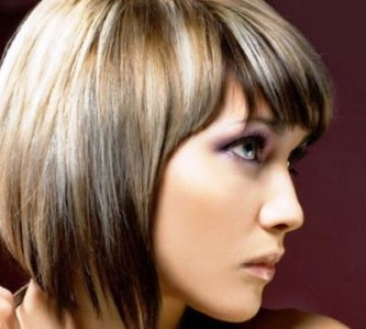 Популярное колорирование русых волос