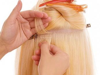 Плюсы и минусы ленточного наращивание волос