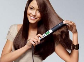 Выбор утюжка для выпрямления волос