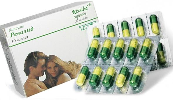 Витамины Ревалид