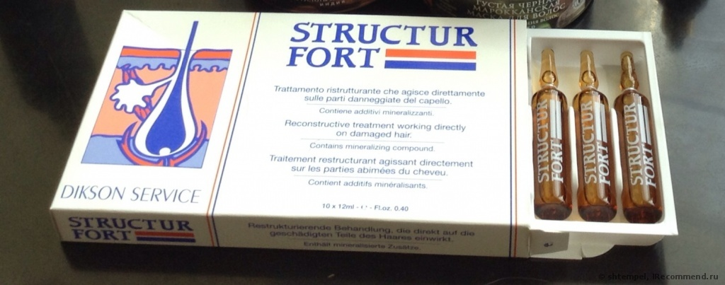 Dikson Structur fort