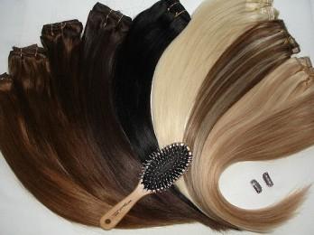 Как выполнить процедуру наращивания волос в домашних условиях?