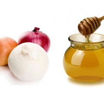 Домашние рецепты масок для волос с луком и медом