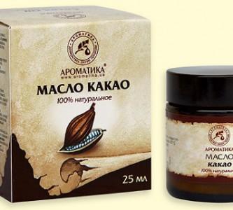 Спасение сухих локонов с маслом какао для волос