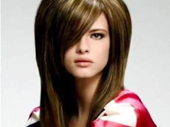 Пышность укладки волос с объемом