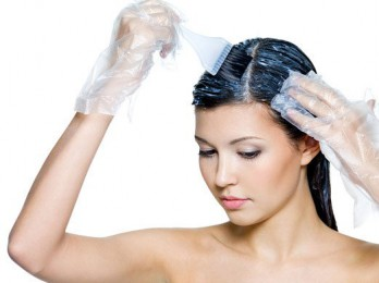 Правильная покраска волос в домашних условиях