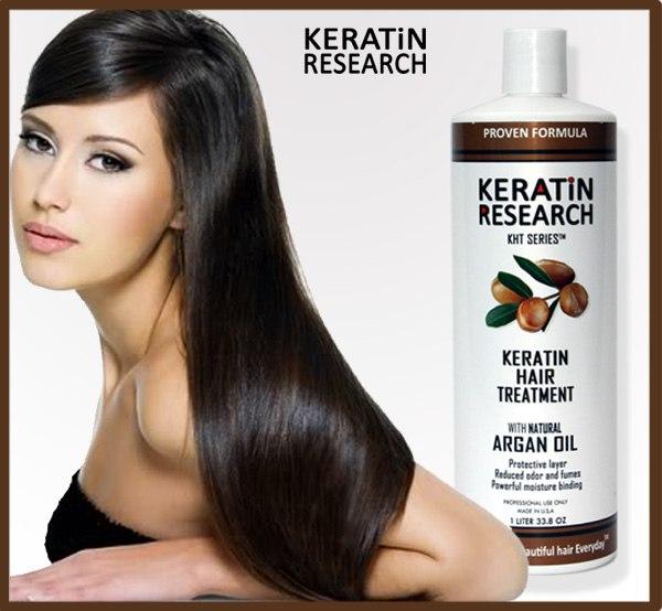 Keratin Research для выпрямления волос