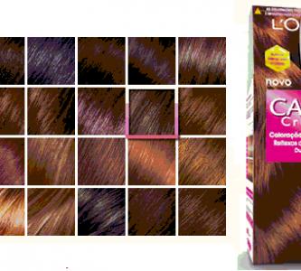 Характеристики краски для волос Loreal Casting Creme Gloss