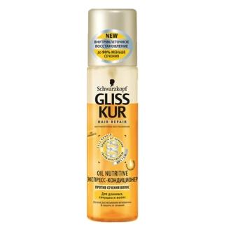 GlissKur для увлажнения