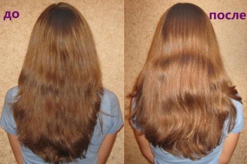 Ромашка для волос блонд