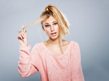 Делаем дома маску для сухих и поврежденных волос