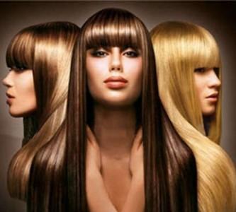 Процедура экранирования волос в домашних условиях