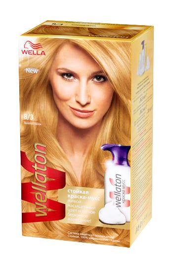 Мусс для волос Wella Wellaton