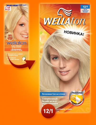 веллатон краска для волос отзывы