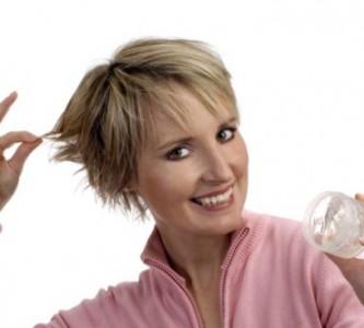 Пользуемся воском для волос