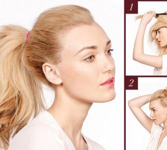 Выход в свет — делаем прическу для корпоратива на средние волосы