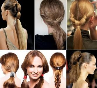 Идеи для быстрых и красивых причесок на средние волосы