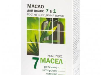Эффективность масла Органик ойл для волос