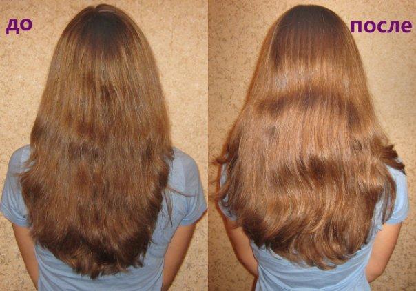 Маска для волос из димексида для роста