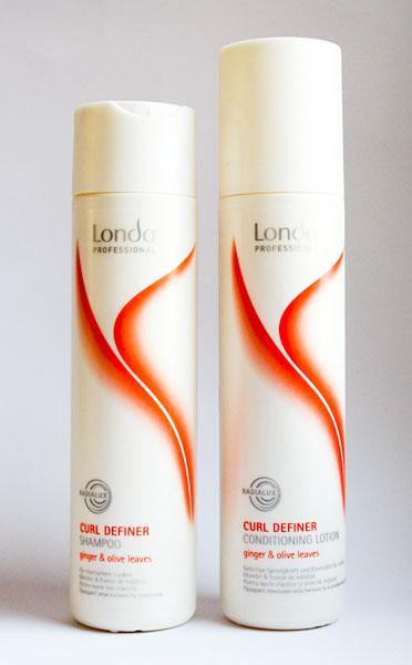 Curl Definer от Лонда