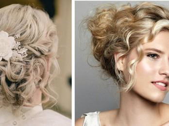Разнообразные повседневные прически для средних волос