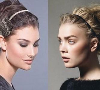 Как делают прическу в греческом стиле на средние волосы?