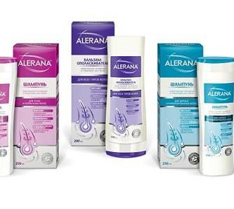 Лечение облысения с шампунем Алерана