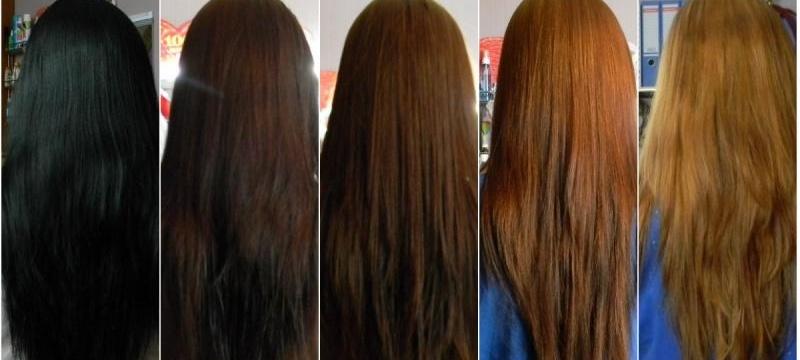 Смывка краски с волос стоимость