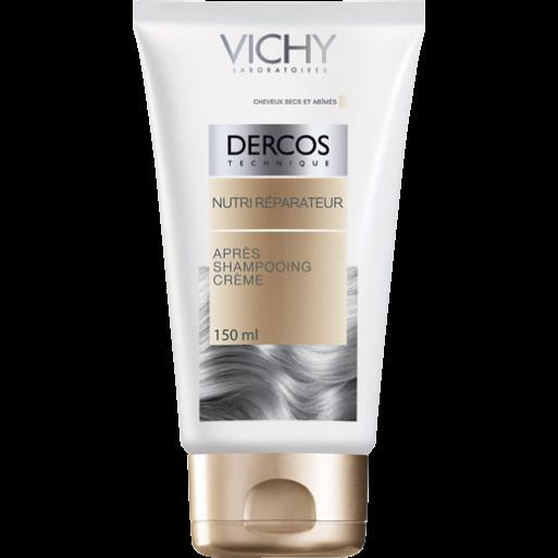 Питательно-восстанавливающий шампунь-крем Vichy Dercos