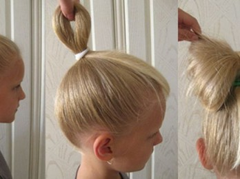Комфортные и красивые детские прически на длинные волосы