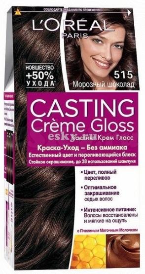 Краска для волос Крем Глосс от Лореаль