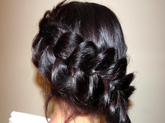 Вытянутая коса