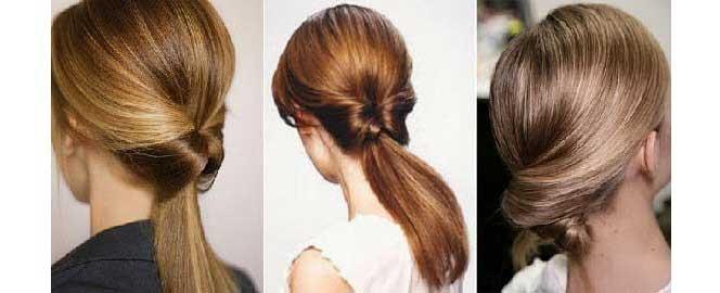 деловые прически на средние волосы на каждый день
